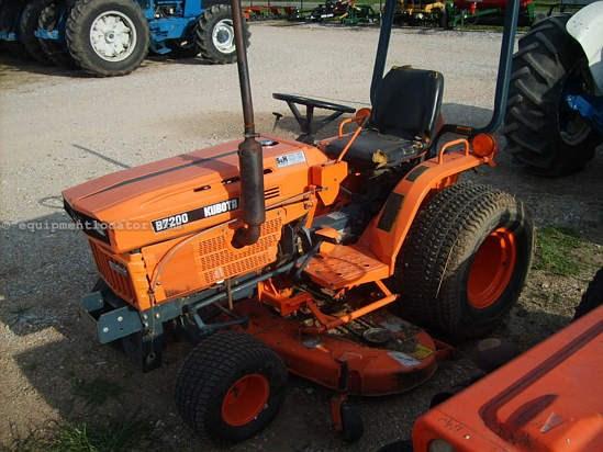 Kubota B7200 Tractor Seat : Kubota b tractor for sale at equipmentlocator