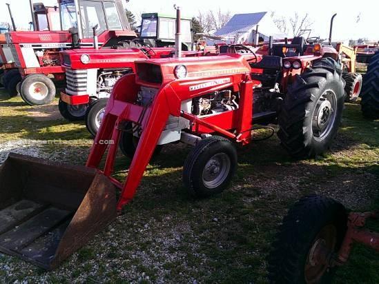 Massey 175 Diesel : Massey ferguson tractor for sale at