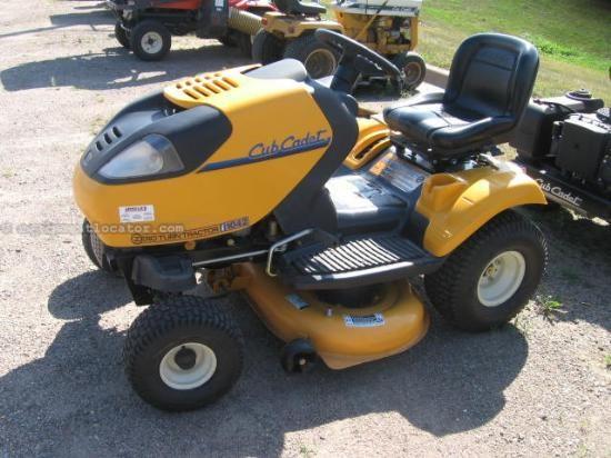 Cub Cadet Push Mower Manual : Cub cadet i riding mower for sale at equipmentlocator