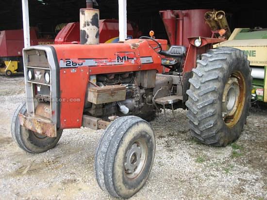 Massey Ferguson 285 Tractor Information : Massey ferguson tractor for sale at equipmentlocator