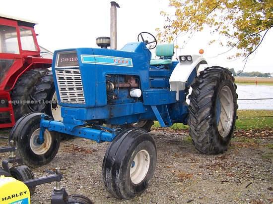 1972 Ford 9000 Tractor : Ford traktor verkauf at equipmentlocator