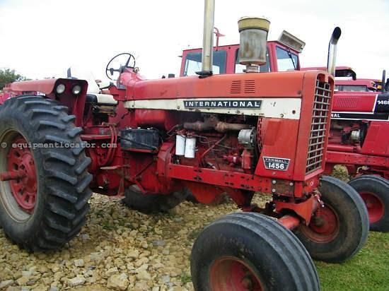Ih 1456 Tractor : International tractors for sale at equipmentlocator