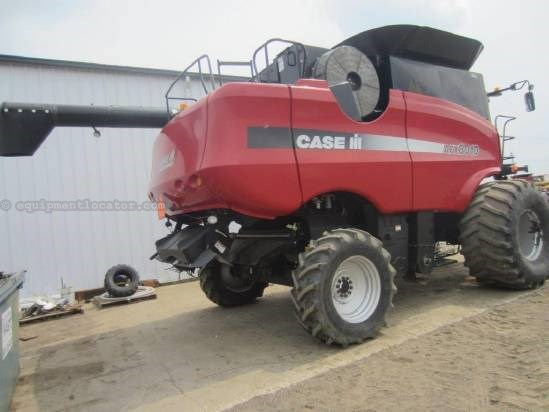2006 Case IH 8010, Uptime Ready, 1059 Sep Hrs, HD Axle, FT Combine For Sale
