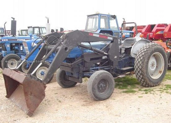 Ford 3610 Tractor : Ford tractor for sale at equipmentlocator