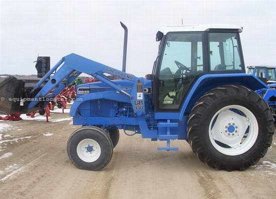 6640 Ford Tractor : Ford tractor for sale at equipmentlocator