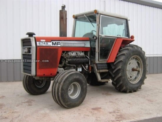 Massey Ferguson 2745 Tractor Transmission : Massey ferguson tractor for sale at