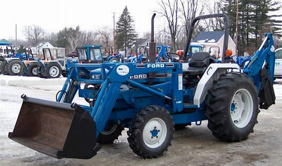 New Holland Ford Tractor 1920 : Ford tractor for sale autos we