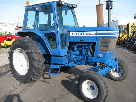 6700 Ford Tractor : Ford tractor for sale at equipmentlocator