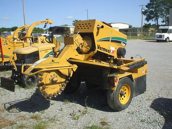 Vermeer Stump Grinder For Sale >> 2006 Vermeer Sc802 Stump Grinder For Sale At Equipmentlocator Com