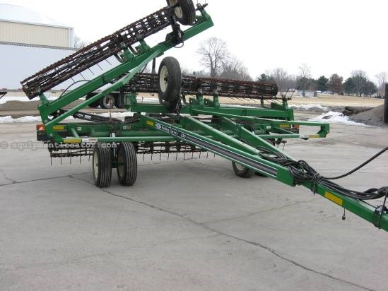 Rolling Basket Harrow : Unverferth rolling harrow misc ag for sale at