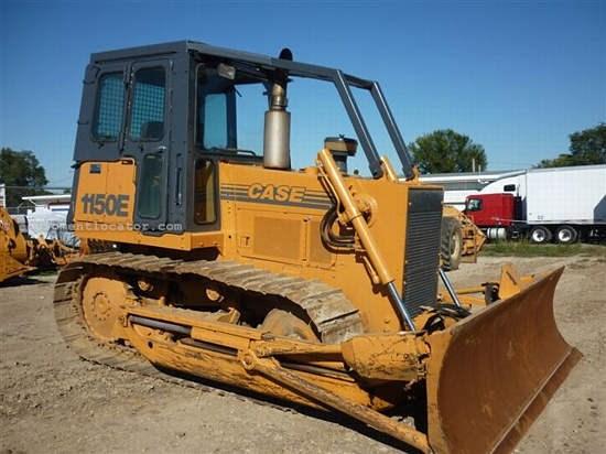 1998 Case 1150E Crawler Dozer For Sale at EquipmentLocator com