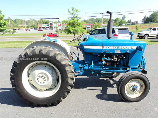 1975 Ford 2000 Tractor For Sale At Equipmentlocator Com