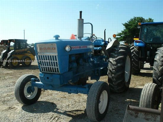 Ford 5000 Tractor Controls : Ford tractor autos post