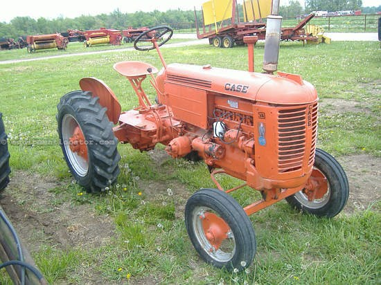 1947 Case Tractor : Case vai tractor for sale at equipmentlocator