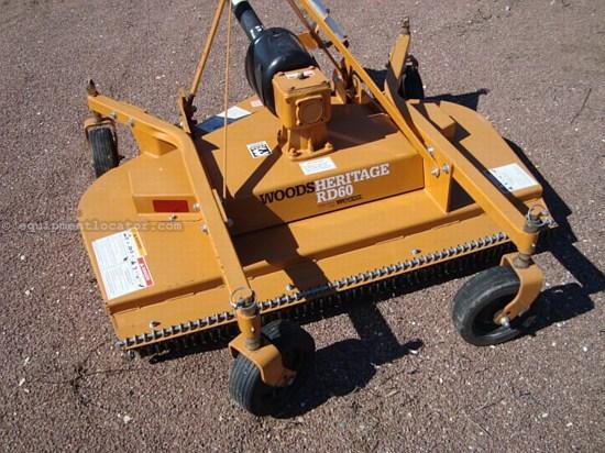 Woods Finish Mower : Woods rd finishing mower for sale at equipmentlocator