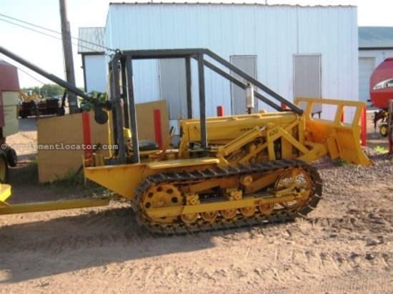 John Deere 420 Crawler Dozer For Sale at EquipmentLocator com