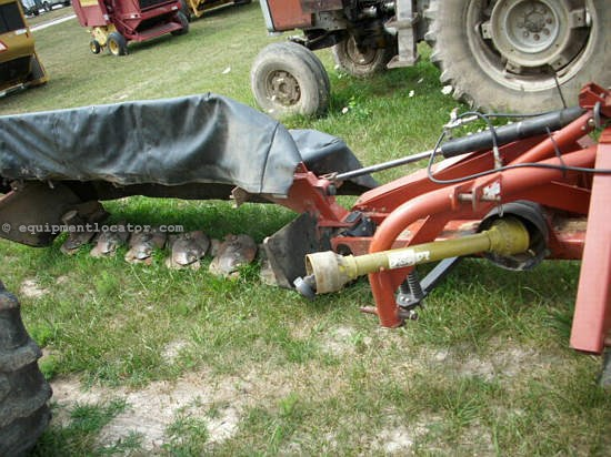 2006 Agco Hesston 1006 Disc Mower For Sale at