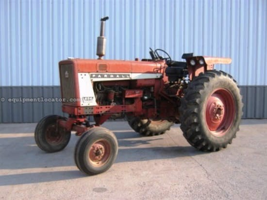 International 656 Seat : Farmall tractor for sale at equipmentlocator