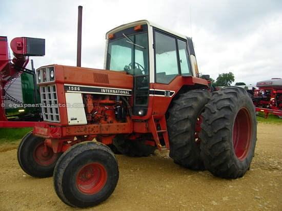 1977 IH 1586 Tractor For Sale At EquipmentLocator.com