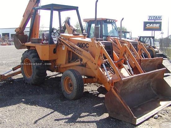 Case 580c Backhoe : Case c loader backhoe for sale at equipmentlocator
