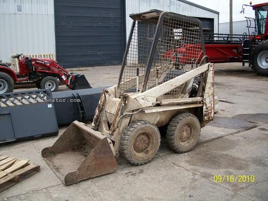 Bobcat M371 Skid Steer For Sale at EquipmentLocator com