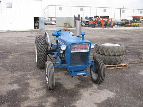 Ford 3000 Tractor Seat : Ford tractor for sale at equipmentlocator