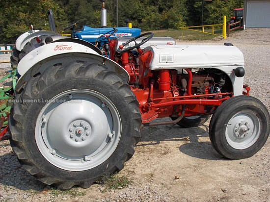 Ford 8n tractor for sale at for 8n ford tractor motor for sale