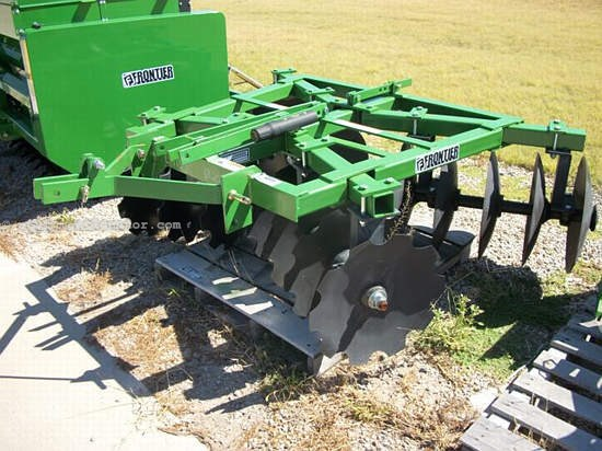 2009 Frontier DH1280 Disk Harrow For Sale At