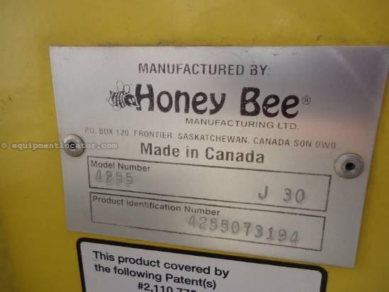 2007 Honey Bee 4255 Header-Draper For Sale