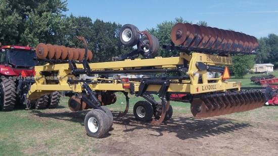 2002 Landoll 2320 Disk Ripper For Sale