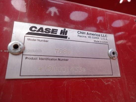 2009 Case IH AF7088 Combine For Sale