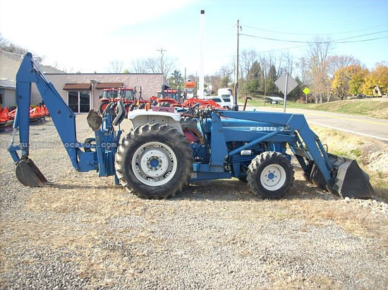 Ford 2110 Tractor : Ford tractors for sale at equipmentlocator
