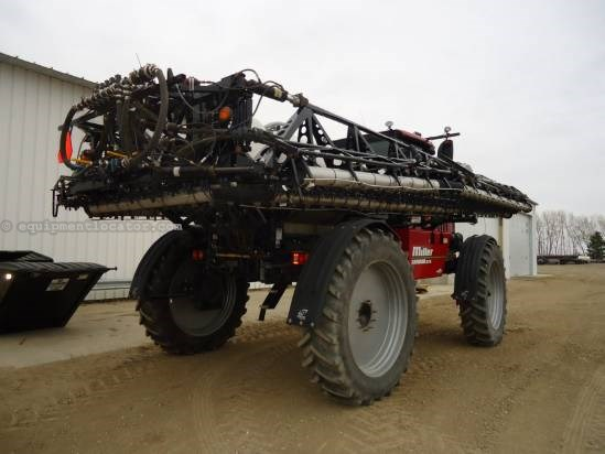 2009 Miller Condor A75 Sprayer-Self Propelled For Sale
