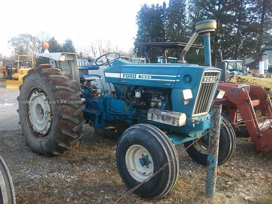 1976 Ford 7600 Tractor For Sale At Equipmentlocator Com