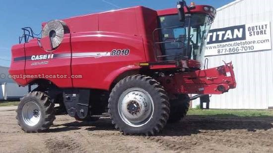 2007 Case IH AFX8010 Combine For Sale