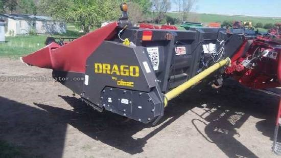 2007 Drago 836 Header-Corn For Sale