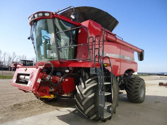2010 Case IH AF7088 Combine For Sale