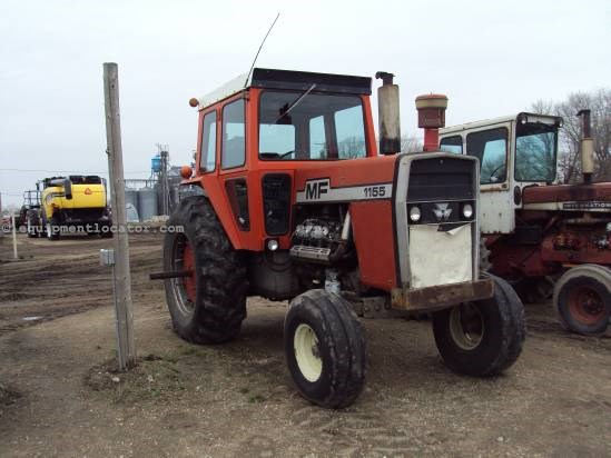 1974 Massey Ferguson 1155 Tractors For Sale at