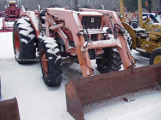 Dt Kubota M5500 Tractor Seats : Kubota m dt tractor for sale at equipmentlocator