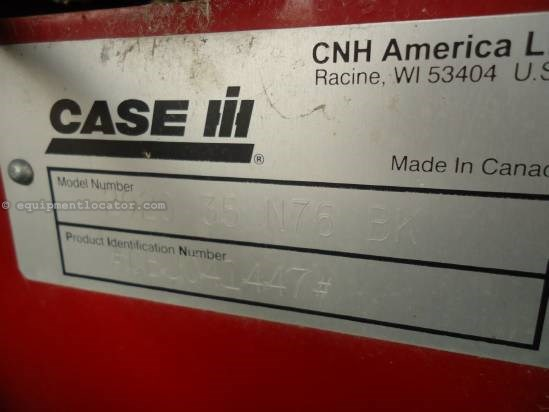 2008 Case IH 2020 Header-Flex For Sale