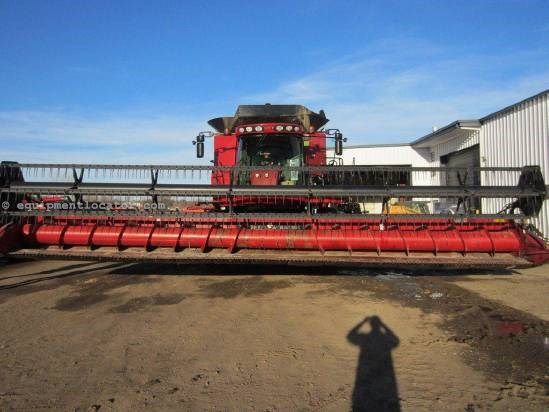 2007 Case IH 2020, 35', (7010/8010/9120), FT, Dual Drive Header-Flex For Sale