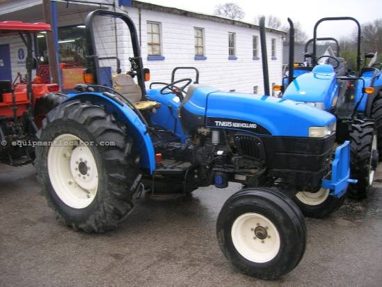 Tractor Seat Tn65 : New holland tn tractor for sale at equipmentlocator