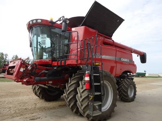 2009 Case IH AFX 9120 Combine For Sale