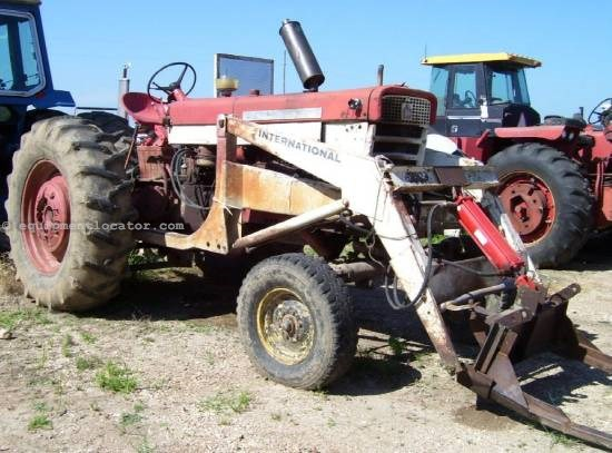Ih 560 Diesel Specs : International tractor for sale at