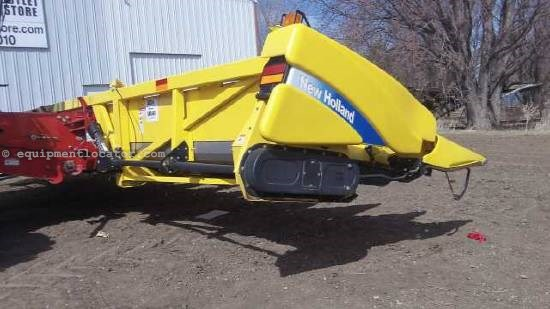 2005 New Holland 98 Header-Corn For Sale
