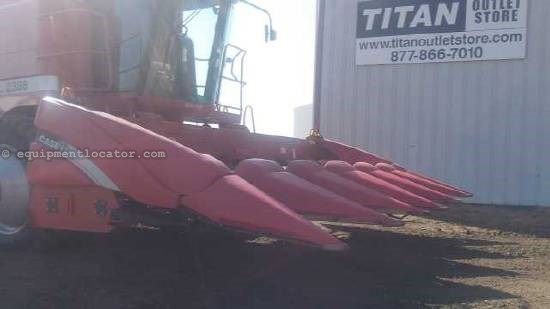 2008 Case IH 3206 Header-Corn For Sale