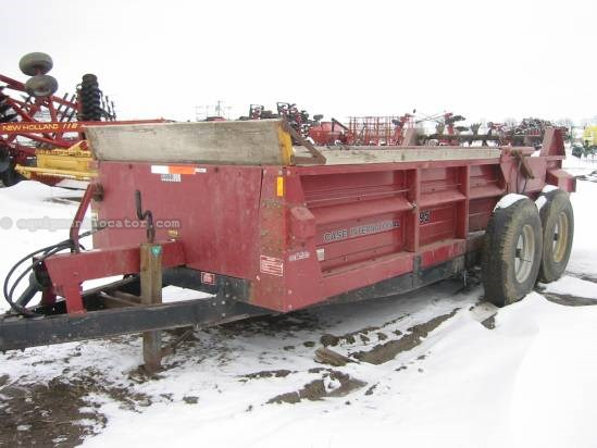 Ih Manure Spreader : Case ih manure spreader dry pull type for sale at