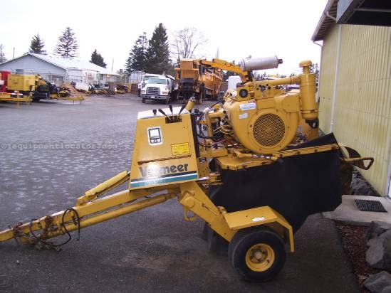 Vermeer Stump Grinder For Sale >> 1994 Vermeer 630b Stump Grinder For Sale At Equipmentlocator Com