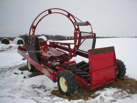 2003 Anderson RB9000 Bale Wrapper For Sale at ...