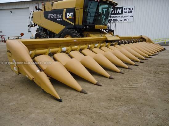 2007 Caterpillar C516 Header-Corn For Sale